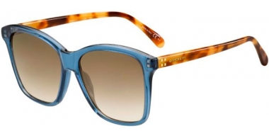 Sunglasses - Givenchy - GV 7108/S - PJP (HA) BLUE // BROWN GRADIENT