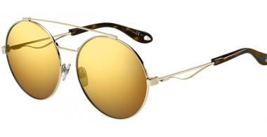 Sunglasses - Givenchy - GV 7048/S - 3YG (K1) LIGHT GOLD // BROWN GOLD MIRROR
