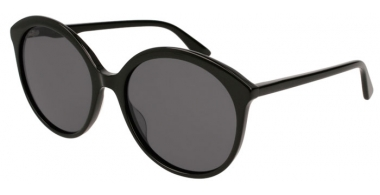 Sunglasses - Gucci - GG0257S - 001 BLACK // GREY