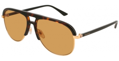Gafas de Sol - Gucci - GG0292S - 004 HAVANA BLACK // BROWN