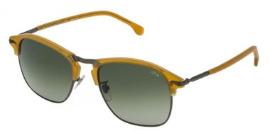 Sunglasses - Lozza - SL2292M COMO 5 - 627K YELLOW // GREEN GRADIENT GREY