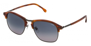 Sunglasses - Lozza - SL2292M COMO 5 - 627Y MARRON // BLUE GRADIENT GREY