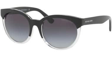 Gafas de Sol - Michael Kors - MK2059 CARTAGENA - 331411 BLACK CLEAR CRYSTAL // GREY GRADIENT