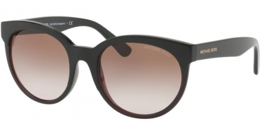 Gafas de Sol - Michael Kors - MK2059 CARTAGENA - 331513 BLACK MILKY MERLOT // BROWN PEACH GRADIENT
