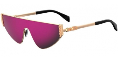 Gafas de Sol - Moschino - MOS022/S - 000 (VQ)  ROSE GOLD // PINK MULTILAYER
