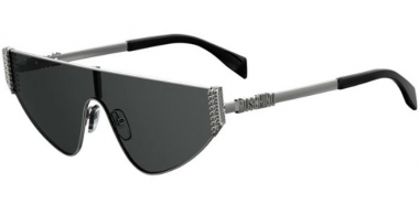 Sunglasses - Moschino - MOS022/S - 6LB (IR)  RUTHENIUM // GREY