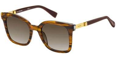 Sunglasses - MaxMara - MM GEMINI I - SX7 (HA) LIGHT HAVANA // BROWN GRADIENT
