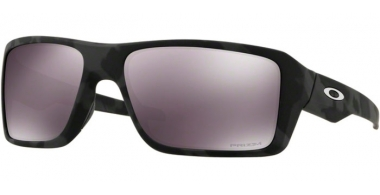 Sunglasses - Oakley - DOUBLE EDGE OO9380 - 9380-20 BLACK CAMO // PRIZM BLACK
