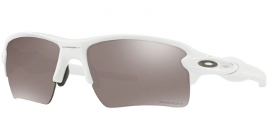 Gafas de Sol - Oakley - FLAK 2.0 XL OO9188 - 9188-76 POLISHED WHITE // PRIZM BLACK POLARIZED