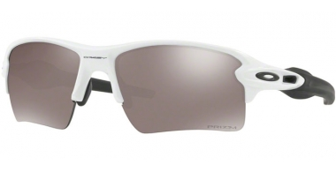 Gafas de Sol - Oakley - FLAK 2.0 XL OO9188 - 9188-81 POLISHED WHITE // PRIZM BLACK POLARIZED
