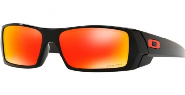 Gafas de Sol - Oakley - GASCAN OO9014 - 9014-44 POLISHED BLACK // PRIZM RUBY