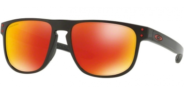Gafas de Sol - Oakley - HOLBROOK R OO9377 - 9377-07 POLISHED BLACK // PRIMZ RUBY POLARIZED