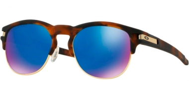 Gafas de Sol - Oakley - LATCH KEY OO9394 - 9394-07 MATTE BROWN TORTOISE // SAPPHIRE IRIDIUM POLARIZED