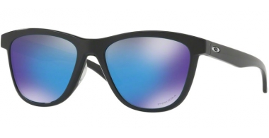 Gafas de Sol - Oakley - MOONLIGHTER OO9320 - 9320-16 POLISHED BLACK // PRIZM SHAPPHIRE