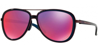 Sunglasses - Oakley - SPLIT TIME OO4129 - 4129-05 MIDNIGHT // PRIZM ROAD