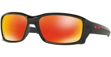 Gafas de Sol - Oakley - STRAIGHTLINK OO9331 - 9331-15 BLACK INK // PRIZM RUBY