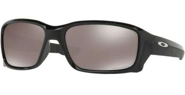 Gafas de Sol - Oakley - STRAIGHTLINK OO9331 - 9331-16 POLISHED BLACK // PRIZM BLACK POLARIZED