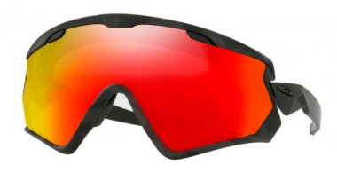 Gafas de Sol - Oakley - WIND JACKET 2.0 OO9418 - 9418-05 NIGHT CAMO // PRIZM SNOW TORCH