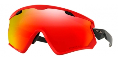 Gafas de Sol - Oakley - WIND JACKET 2.0 OO9418 - 9418-06 VIPER RED // PRIZM SNOW TORCH