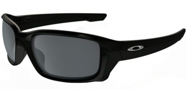 Gafas de Sol - Oakley - STRAIGHTLINK OO9331 - 9331-01 POLISHED BLACK // BLACK IRIDIUM