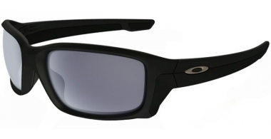 Gafas de Sol - Oakley - STRAIGHTLINK OO9331 - 9331-02 MATTE BLACK // GREY