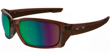 Sunglasses - Oakley - STRAIGHTLINK OO9331 - 9331-06 MATTE ROOTBEER // PRIZM FRESH WATER POLARIZED