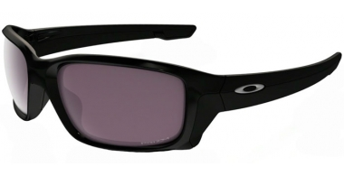 Gafas de Sol - Oakley - STRAIGHTLINK OO9331 - 9331-07 POLISHED BLACK // PRIZM DAILY POLARIZED