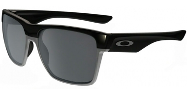 Gafas de Sol - Oakley - TWOFACE XL OO9350 - 9350-01 POLISHED BLACK // BLACK IRIDIUM POLARIZED