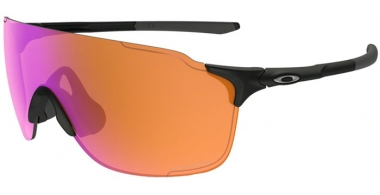 Sunglasses - Oakley - EVZERO STRIDE OO9386 - 9386-03 MATTE BLACK // PRIZM TRAIL
