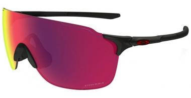 Sunglasses - Oakley - EVZERO STRIDE OO9386 - 9386-05 MATTE BLACK // PRIZM ROAD