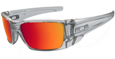 Gafas de Sol - Oakley - OAKLEY FUEL CELL - 9096-H6 POLISHED CLEAR // TORCH IRIDIUM