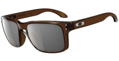 Gafas de Sol - Oakley - HOLBROOK OO9102 - 9102-43 POLISHED ROOTBEER // GREY POLARIZED