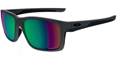 Sunglasses - Oakley - MAINLINK OO9264 - 9264-20 STEEL // PRIZM SHALLOW