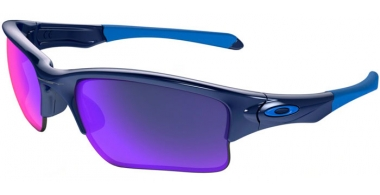 Gafas de Sol - Oakley - QUARTER JACKET OO9200 - 9200-04 POLISHED NAVY // POSITIVE RED IRIDIUM
