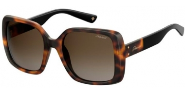 Gafas de Sol - Polaroid - PLD 4072/S - 086 (LA) DARK HAVANA // BROWN GRADIENT POLARIZED