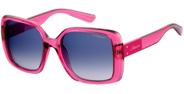Gafas de Sol - Polaroid - PLD 4072/S - 8CQ (Z7) CHERRY // BLUE GRADIENT POLARIZED