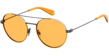 Sunglasses - Polaroid - PLD 6056/S - 40G (HE) YELLOW // COOPER POLARIZED