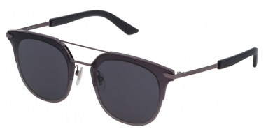 Sunglasses - Police - SPL584 HALO 4 - 0568 DARK GREY // GREY
