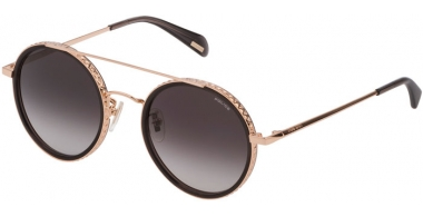 Sunglasses - Police - SPL830  - 0300  SHINY ROSE GOLD // GREY GRADIENT