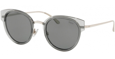Sunglasses - POLO Ralph Lauren - PH3116 - 934687 TRASPARENT GREY // GREY