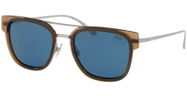 Sunglasses - POLO Ralph Lauren - PH3117 - 934780 BROWN // BLUE