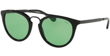 Sunglasses - POLO Ralph Lauren - PH4121 - 57012 BLACK // GREEN