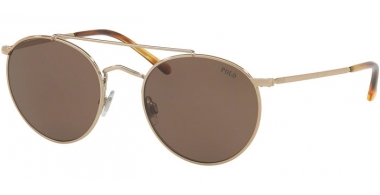 Sunglasses - POLO Ralph Lauren - PH3114 - 933473 DARK ROSE GOLD // BROWN