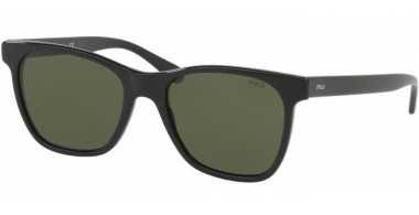 Sunglasses - POLO Ralph Lauren - PH4128 - 500171 BLACK // GREEN