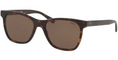 Sunglasses - POLO Ralph Lauren - PH4128 - 560273 VINTAGE DARK HAVANA // BROWN