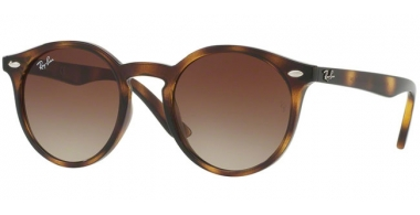 Frames Junior - Ray-Ban® Junior Collection - RJ9064S - 152/13 SHINY HAVANA // BROWN GRADIENT
