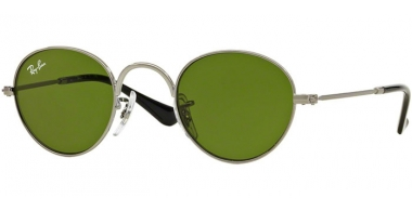 Frames Junior - Ray-Ban® Junior Collection - RJ9537S - 200/2 GUNMETAL // GREEN