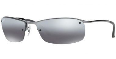 Gafas de Sol - Ray-Ban® - Ray-Ban® RB3183 - 004/82 GUNMETAL  // GREY MIRROR SILVER GRADIENT POLARIZED