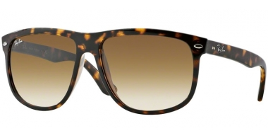 Sunglasses - Ray-Ban® - Ray-Ban® RB4147 - 710/51 LIGHT HAVANA // CRYSTAL BROWN GRADIENT