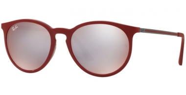 Sunglasses - Ray-Ban® - Ray-Ban® RB4274 - 6261B5 BORDO // BORDO LIGHT MIRROR GREY